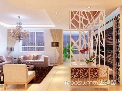 镂空玄关隔断效果图,一进门最通透亮眼的室内设计!