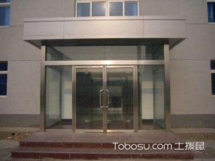 玻璃门价格,选择玻璃门的参考因素之一