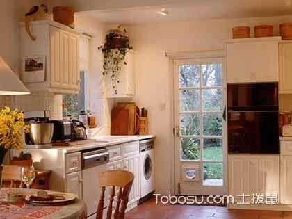 美式厨房图片大全,最具设计感和实用性,大气又温馨!