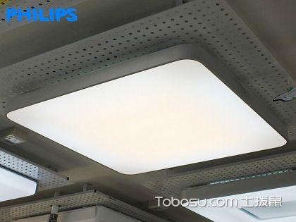 飞利浦led吸顶灯,吸附在天花板上的照明设备