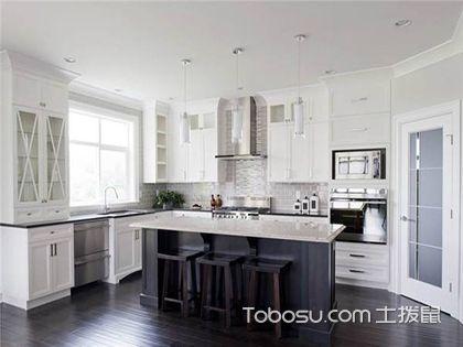 美式厨房设计说明,美式厨房是怎么设计的?