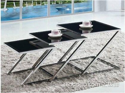 不銹鋼角幾,家居裝飾的精美小家具