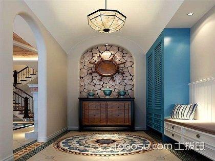 别墅玄关设计注意事项,让居室别具一番风采!