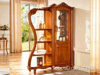 客廳裝飾柜效果圖展示,一招解決入戶臟亂差!