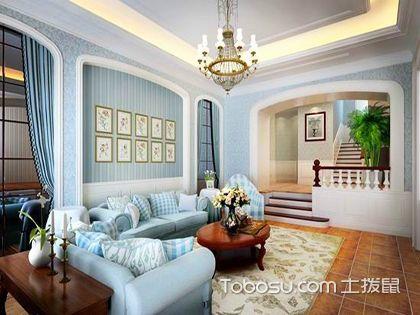 歐式田園風格客廳,帶你感受如沐春風般的氣息!