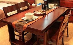 【条形餐桌】家用简约条形餐桌,条形餐桌尺寸,价格,图片