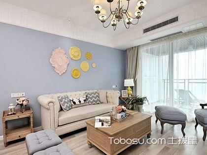 125平方四居室装修,享受大家族的温馨幸福