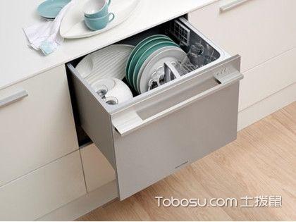 洗碗机使用方法,洗碗机怎么安装?