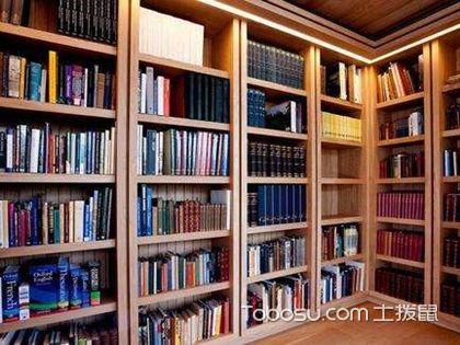 图书馆书架摆放要求,合理布局很重要
