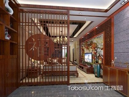 玄关屏风风水知识,营造更加和谐的居室环境!