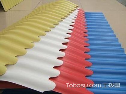 PVC波浪板的特点,全面认识PVC波浪板