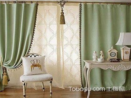 赏析窗帘安装效果图,教你搭配出最美的家!