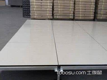 防靜電地板的安裝方法,掌握以下幾點很關鍵