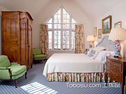 卧室窗帘怎么选?要装出一个漂亮的卧室