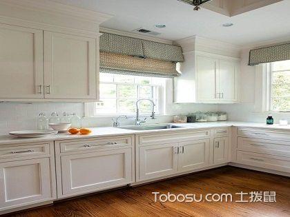 欧式厨房效果图,能改善厨房整体效果的风格!
