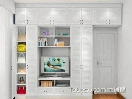 卧室橱柜设计图,兼具美观实用的必备家具!