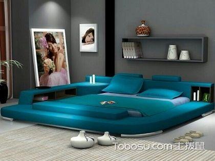 榻榻米床,兼具实用与美观的潮流设计!