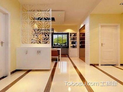 玄关隔断设计方法,让居室布局合理更美观!