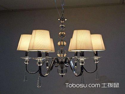 现代水晶吊灯欣赏,领略一种极致的美丽!