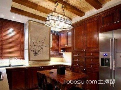 中式厨房吊顶,为你营造健康舒适的烹饪环境