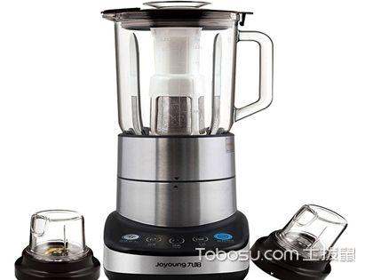 料理机和榨汁机的区别,分辨认识很简单