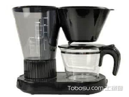 滴漏式咖啡机怎么用?预热、加水、咖啡粉