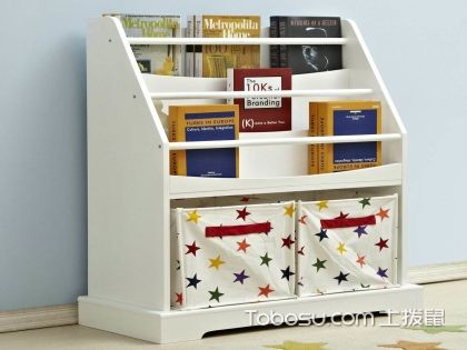兒童簡易書架圖片大全,教你給孩子制作簡易書架!