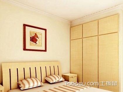 卧室壁橱装修效果图,你的卧室也能如此精美