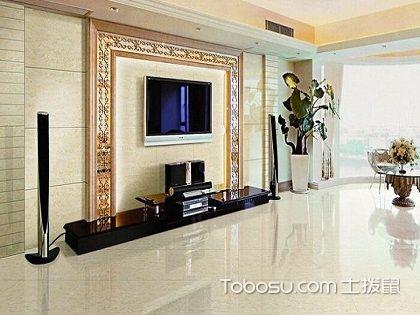 抛晶砖装修效果图,美观大气上档次,让室内熠熠生辉!