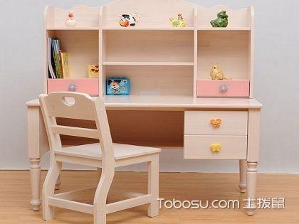 儿童桌椅风格多样,这样做才能给孩子选到最好的