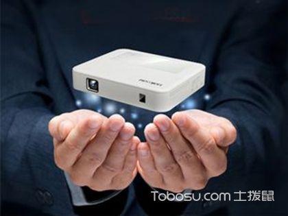 微型投影仪怎么用,家用便携式的投影仪使用方法参考