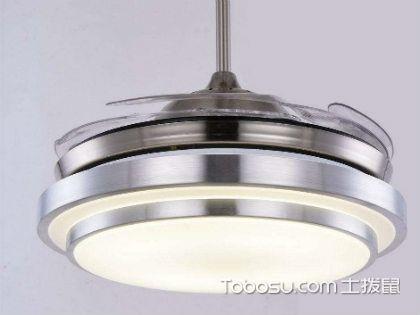 隐形吊扇灯的优缺点,了解隐形吊扇灯