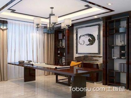 中式书房装修案例,给你一片风雅的小天地