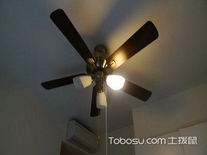 吊扇灯的优缺点,非常具有实用性