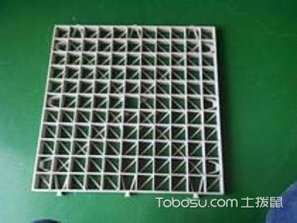 塑料格栅板的分类和用途,知晓使用范围即可!