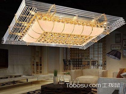 水晶吊灯价格及选购技巧,为居室增加光亮与气质!