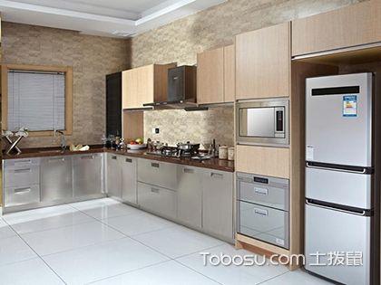 厨房地柜设计要点,这些装修规范应该知道了