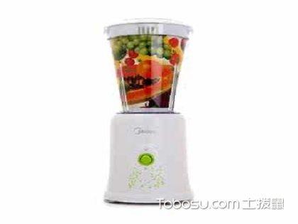 豆浆机怎么打果汁?不同水果打汁方法不相同