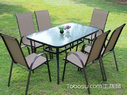 家里使用戶外桌椅,給你別致的休閑感受!