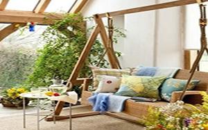 【创意阳台】创意阳台设计,创意阳台柜,菜园,装修效果图