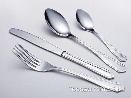 不锈钢餐具使用注意事项,容易清洗耐用的一种餐具!