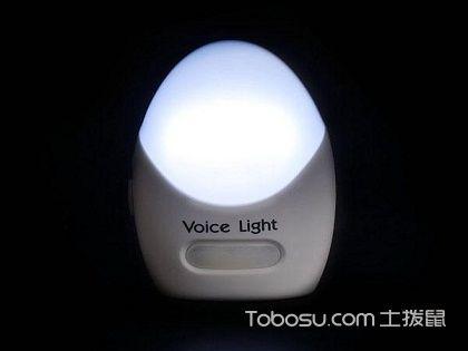 节能感应灯,一款新型便捷的家居电灯!