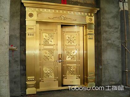 家庭裝修用什么大門好,這三種就可以裝在家里