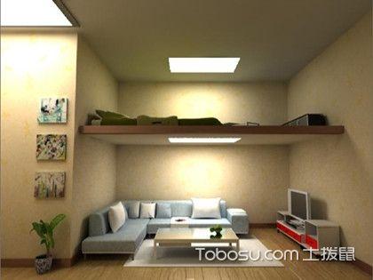 升降卧室床怎么样,天花板变成床