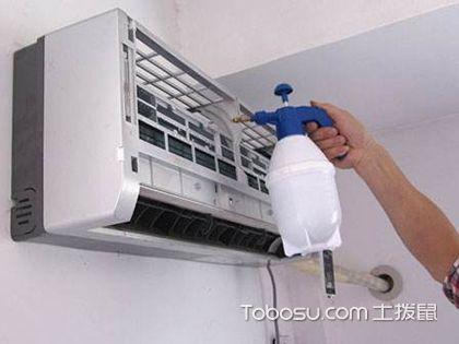 空调清洗有没有简单的办法,装完空调也不愁