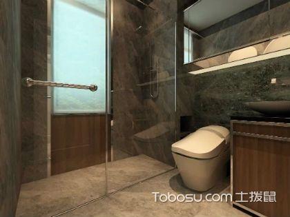 小卫生间干湿分离设计方法,五种设计方法请拿走