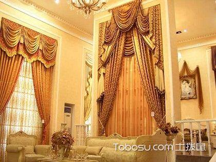 走進歐式田園風格窗簾,帶給你不一樣的田園風情!