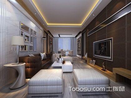170平方四居室装修图,温馨大气兼具的风格
