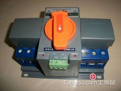 施耐德雙電源切換開關性能介紹,安全可靠值得信賴!