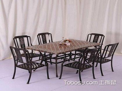 铁艺户外桌椅优缺解析,选得好让生活更有情调!